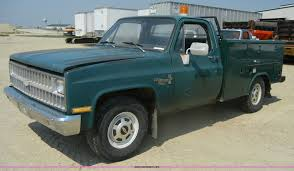 1982 Chevrolet C20 Custom Deluxe Utility Pickup Truck | Item... Nice Great 1982 Chevrolet C10 Silverado Short Bed Cc Outtake 1981 Or Luv Diesel A Survivor Chevrolet Ck10 162px Image 8 Chevy Short Bed Hot Rod Shop Truck 57l 350 V8 700r4 Silverado Youtube Car Brochures And Gmc Pickup Inkl Deutsche Brief C60 Tpi Classic For Sale 1992 Dyler For Autabuycom Sa Grain Truck T325 Houston 2013
