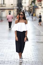 comment porter la jupe culotte idée de look pour la vie de tous