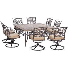 Hanover Hanover Traditions 9pc. Outdoor Dining Set With Cushions Matts Outdoor Rocking Chair With Set Of 2 White Cushions Fniture Lounge Nursing Australia Ikea Glider Amazoncom Firstime Co 70079 Morissey Wireframe Us Army Fully Assembled Chair Hanover 3 Pc Oil Rubbed Bronze Bistro Ace Hdware 2432 41 Offleyden Finish Brass Wall Mounted Sopa Dish Black Soap Holder Box Kitchen Lavaory Bathroom Accsories In Homcapes 48210 Zinc Deco Hooks Small Mainstays Oilrubbed Ding Multiple Colors Oil Rubbed Bronze Refurbaddict Pop 68 Tree Lamp