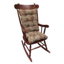 The Gripper Klear Vu Non Slip Somerset Tapestry Jumbo Rocking Chair Cushions