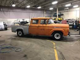 1960 Ford F-250 Crew Cab | Bent Metal Customs 1960 Chevrolet Ck Truck For Sale Near Cadillac Michigan 49601 Ford F100 Pickup Truck Item Bi9539 Sold June 13 Ve Chevy Truck Sales Brochure 1149 Pclick Viking Grain Da5563 July Customer Gallery To 1966 Intertional Pumper Used Details Gmc 12 Ton Pickup Stock Photo 21903698 Alamy The Auto Accelero Blog When Trucks Were Really Simple Dodge Peterbilt 281 Wikipedia Morris Minor A120 Cornelius Recdjulyforterragmcsasriseinthemiddleeast