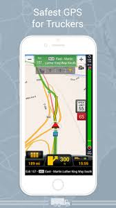 100 Gps Systems For Trucks CoPilot Truck USA Canada GPS Navigation Truck Routing