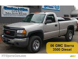 2006 GMC Sierra 3500 SL Regular Cab 4x4 In Silver Birch Metallic ... 2006 Gmc Sierra 1500 Slt Z71 Crew Cab 4x4 In Stealth Gray Metallic Is Best Improved June 2015 As Fseries Struggles 1954 Pickup Classics For Sale On Autotrader 2016 Canyon Overview Cargurus Sle 4wd Extended Cab Rearview Back Up 2011 2500 Truck St Cloud Mn Northstar Sales Lifted Trucks For Salem Hart Motors Autolirate At The New York Times Us Midsize Jumped 48 In April Colorado 1965