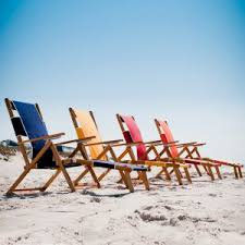 Kijaro Beach Sling Chair by 12 In High U0026 Up Beach Chairs Hayneedle