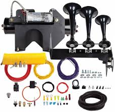 Kleinn Air Horns, Train Horn And Onboard Air System W/Horn, HDKIT-230 -  Tuff Truck Parts, The Source For All Your Off Road Needs! Train Horn Wikipedia Buy Horn For Truck 150 Db 12v Air Solenoid In Cheap 12 And 24 Volt 4 Trumpet Air Loudest Kleinn 159db Quick Sample Of A Actual Train Horn On Fire Truck Somewhere In The United States America Best Train Horns Cars Amazoncom Finally Working On Dodge Diesel Kleinn Hk1 Dual Kit Kits One Big Cummins Complete With Dual Stacks 22in Wheels 1006 16 3horn 150psi Compressor 3gal Tank All Hdware Shown Horns Abs 220