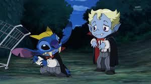 Lilo And Stitch Halloween by Stitch Itazura Alien No Daibouken 03 Halloween Stitch Vs