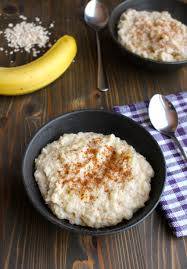 Korean Pumpkin Porridge Instant by Mashed Banana Oatmeal Frugal Nutrition