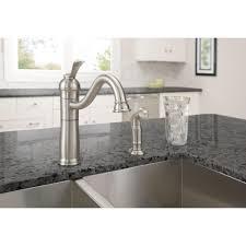 Moen Lindley Faucet Loose Handle by Moen Banbury Kitchen Faucet Moen Arbor Stainless Steel Kitchen