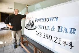 Halloween Express Wichita Ks Hours by Bruno U0027s Downtown Grill And Bar Opens At 10th And Quincy Plans To