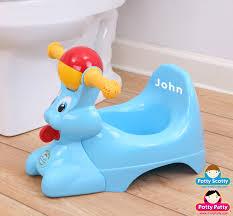 Frog Potty Seat With Step by Riding Potty Chair By Potty Scotty Potty Scotty