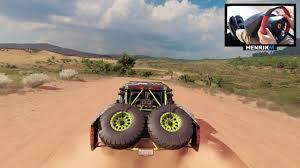 Forza Horizon 3 - Baldwin Monster Trophy Truck - YouTube