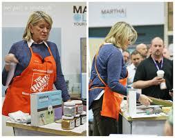 The day I met Martha Stewart…