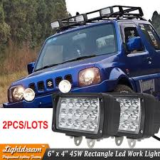 Closeout 18W LED Work Light Spot/Flood Driving Lights Offroad ... Truck Lite Led Spot Light With Ingrated Mount 81711 Trucklite Work Light Bar 4x4 Offroad Atv Truck Quad Flood Lamp 8 36w 12x Work Lights Bar Flood Offroad Vehicle Car Lamp 24w Automotive Led Lens Fog For How To Install Your Own Driving Offroad 9 Inch 185w 6000k Hid 72w Nilight 2pcs 65 36w Off Road 5 72w Roof Rigid Industries D2 Pro Flush Mount 1513 180w 13500lm 60 Led Work Light Bar Off Road Jeep Suv Ute Mine 10w Roundsquare Spotflood Beam For Motorcycle