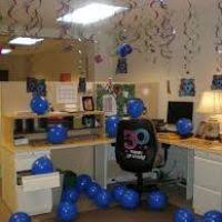 Cubicle Holiday Decorating Themes by Christmas Decorating Themes For Workplace Christmas Decore