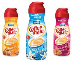 Nestle Coffee Mate Liquid Creamer Coupon B1G1 FREE Use At Target As