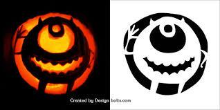 Walking Dead Halloween Stencils by Simple Pumpkin Carving Templates 28 Images 10 Easy Pumpkin