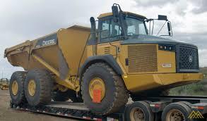 Deere 410E Articulating Dump Truck For Sale John Off Highway-Dump ...
