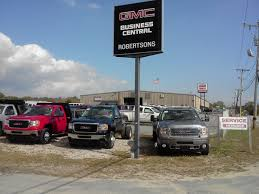 GMC Commercial Trucks For Sale And Box Trucks At Robertson's GMC ...