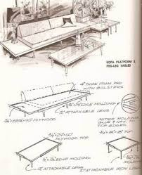 cool mid century modern furniture designers plans about design