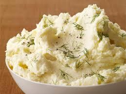 Tangy Mashed Potatoes No 3