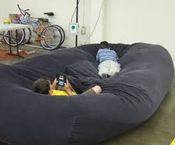 Bean Bag Sofa Bed 8 Steps With Pictures Chair That Turns Into A