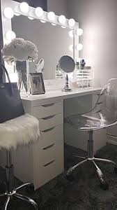 desks lighted makeup vanity table makeup vanity with lights