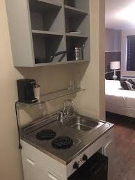 In Wall Coffee Maker This Is Your Kitchenette Area You Can See The