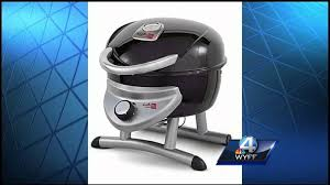 Char Broil Patio Bistro Electric Grill Recall by Char Broil Grills Recalled Youtube