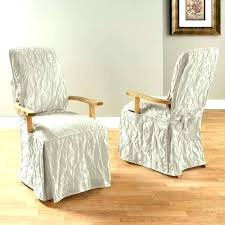 Dining Room Chair Slipcovers Covers Patterns Full Size Of For