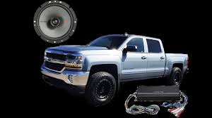 100 Best Truck Speakers 2016 Silverado Speaker And Amplifier Install YouTube