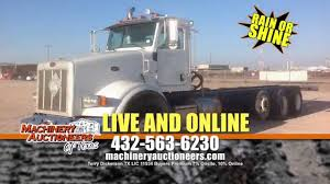 Big Public Auction In Odessa Texas! - YouTube Caterpillar John Deere Equipment Fort Worth Tx Auction May 14 1999 Mack Rd688s Roll Off Truck Equify Auctions Llc Wills Point Peterbilt 379 In Texas For Sale Used Trucks On Buyllsearch Heavy Duty Insurance Best Resource Kilgore Big Public Auction Mack Dump Houston Government In Hutchinson Kansas By Purple Wave Huge Public San Antonio On April 26 2016 Youtube Photos Ritchie Bros Auctioneers Freightliner Rollback Tow Salehouston Beaumont Utility Air Compressor And Equipment Tampa