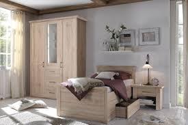 senior schlafzimmer komplett set 3 tlg luca k komfort seniorenzimmer eiche san remo
