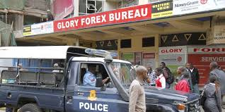 forex bureau bureaus to 77 on rivalry from business daily