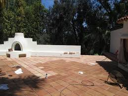 Saltillo Tile Cleaning Los Angeles by Expert Installation Cleaning U0026 Sealing Saltillo Tiles Santa