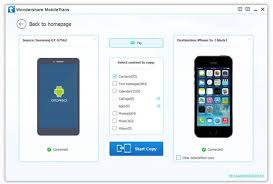 How to Transfer Contacts from Android to iPhone – Phone Transfer
