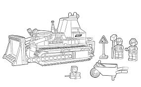 Colouring Page Superb Lego City Coloring Pages