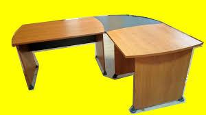 bureau en angle gami professionnel 200 x 160 cm occasion plateau