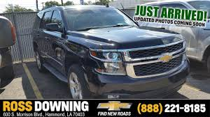 Used Chevrolet Tahoe For Sale In Hammond, Louisiana | Used Tahoe ... Chevrolet Tahoe Pickup Truck Wwwtopsimagescom 2018 Suburban Rally Sport Special Editions Family Car Sales Dive Trucks Soar Sound Familiar Martys In Bourne Ma Cape Cod Chevy 2019 Fullsize Suv Avail As 7 Or 8 Seater Matte Black Life Pinterest Black Cars 2017 Pricing Features Ratings And Reviews Edmunds 1999 Chevrolet Tahoe 2 Door Blazer Chevy Truck 199900 Z71 Midnight Edition Has Lots Of Extras New 72018 Dealer Hazle Township Pa Near Wilkesbarre