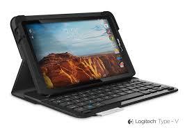 Logitech Type V designed for Ellipsis 8 Tablet Android munity