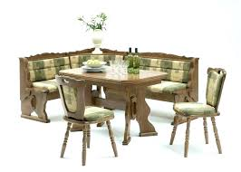 Corner Bench Kitchen Table Set Sets With Lovely