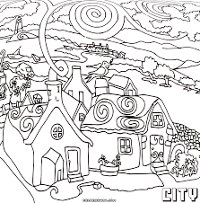 More From Site Gingerbread House Coloring Pages