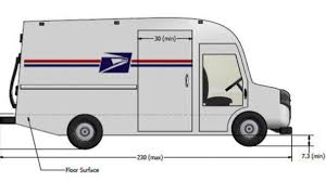 100 Used Mail Trucks For Sale Heres The Secret New Electric US Postal Service Truck