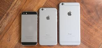 iPhone 4S vs iPhone 5 vs iPhone 5C vs iPhone 5S vs iPhone 6