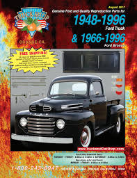 Ford Truck Bronco 15 By Truck & Car Shop - Issuu Obsolete Ford Truck Parts Automotive Whosale Of Va 481972 2016 By Concours Custom Old Trucks Old Ford Trucks Parts Image Search Results Chevy Car Vintage Gmc Classic Earthquip 1948 Chevygmc Pickup Brothers California Classics And Colctibles 1979 F150 Classics For Sale On Autotrader Sema 2017 United Pacific Introduces A New 32