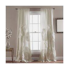 Lush Decor Window Curtains by Lush Decor Home U0026 Garden Ebay