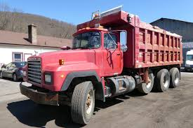 1995 Mack RD690S Tri Axle Dump Truck For Sale By Arthur Trovei ...