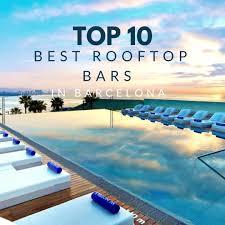 100 W Hotel Barcelona The 10 Best RoofTop Bars In SuiteLife
