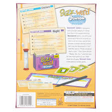 Awards And Decorations Board Questions by Patch Buzz Word Junior Ages 7 U0026 Up Walmart Com