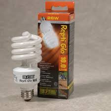 Rawhide Lamp Shades Amazon by Reptile Lighting Exo Terra Repti Glo 10 0 Desert Compact