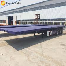100 20 Ft Truck Ft Mini 40ft Large Flatbed Bodies 12500m Length Container